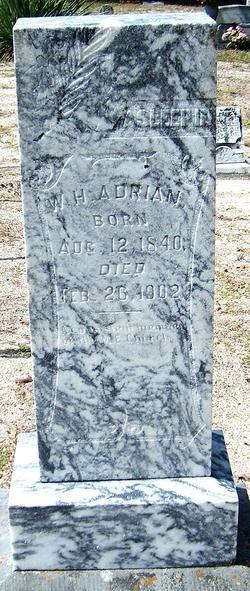 William Harvey Adrian