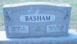 Alice Cecile Basham