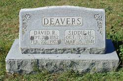 David Rolston Deavers, Sr