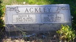 Floyd Ackley