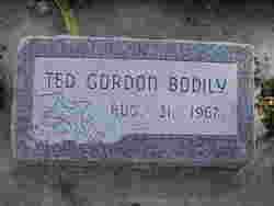 Ted Gordon Bodily