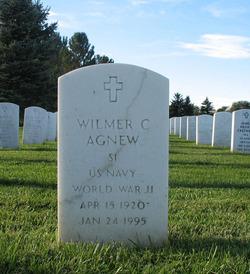 Wilmer C Agnew