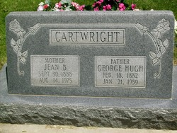 George Hugh Cartwright