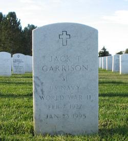 Jack T Garrison