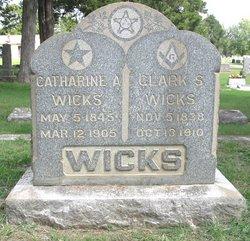 Catharine Augusta Wicks