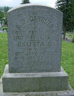 Rev Squire D. Gardner
