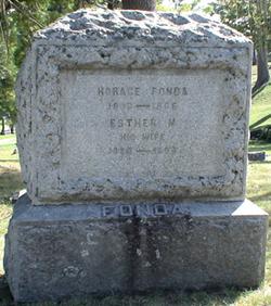 Horace C. Fonda