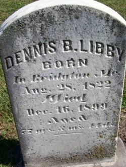 Dennis B Libby
