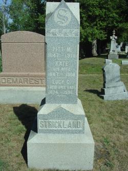 Miles E. Strickland (1855-1912) - Find A Grave Memorial