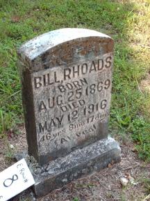 """William J. """"Bill"""" Rhoads"""