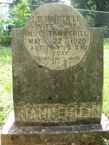 Louisa Diannah <I>McKenney</I> Tannehill