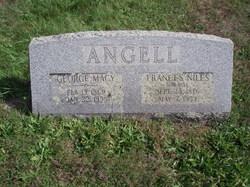 Frances <I>Niles</I> Angell