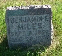 Benjamin F. Miles