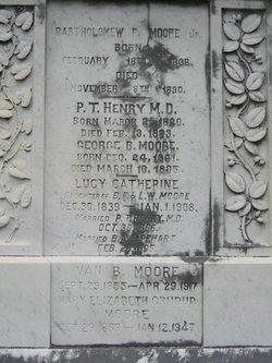 Dr Peyton T. Henry