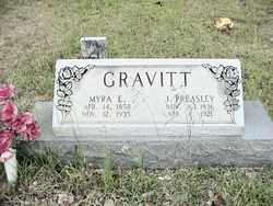 "John Preasley ""Priestley"" Gravitt"