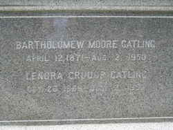 Bartholomew Moore Gatling