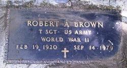 Robert Abenezar Brown