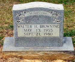 Walter Howard Browning