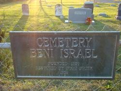 Cemetery Beni Israel