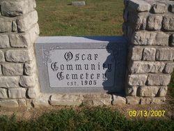 Oscar Community Cemetery