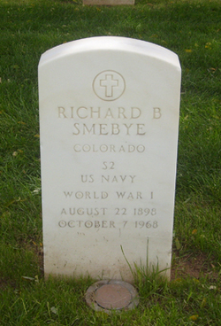 Richard B Smebye
