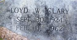 Lloyd Winfred Clary
