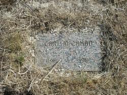 Carl Merritt Cahan