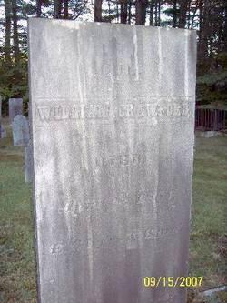 Col William Crawford