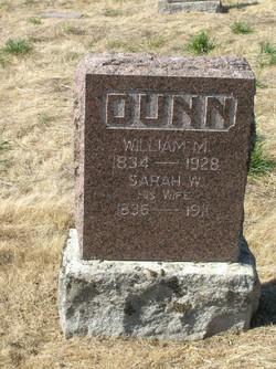 Sarah White <I>Bratton</I> Dunn