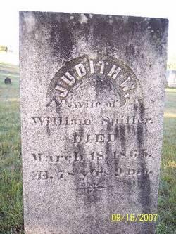 Judith <I>Cross</I> Spiller