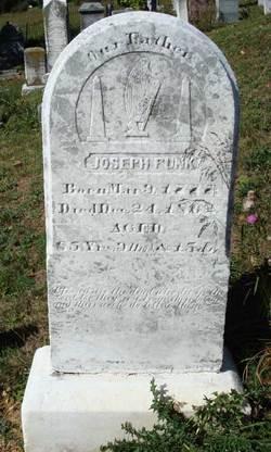 Joseph Funk