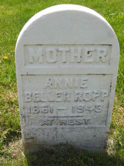 Annie Nena <I>Beller</I> Ropp