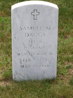 Samuel M Daggs