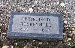 Gertrude D. Hockenhull