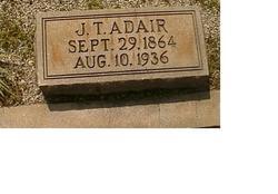 John Thomas Adair