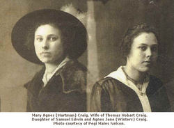 Mary Agnes <I>Hartman</I> Craig