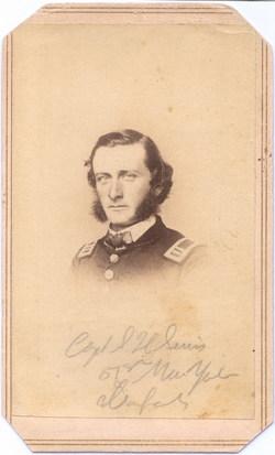 Capt Samuel Harris Sims