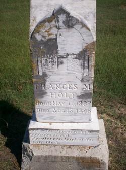 Frances M <I>Allen</I> Yancey / Shirley / Holt