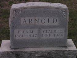 Ella Mary <I>Heymond</I> Arnold