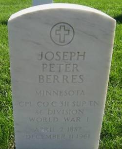 Joseph Peter Berres