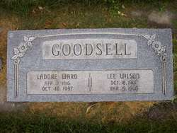 Lee Wilson Goodsell