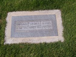 Orson James Davis