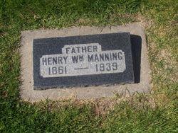 Henry William Manning
