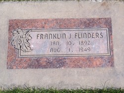 Franklin John Flinders