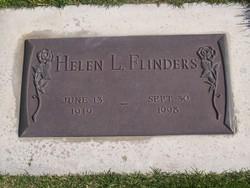 Helen Louise <I>Zilch</I> Flinders