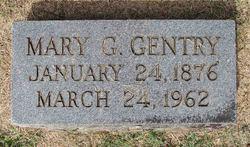 Mary Elizabeth <I>Giannini</I> Gentry
