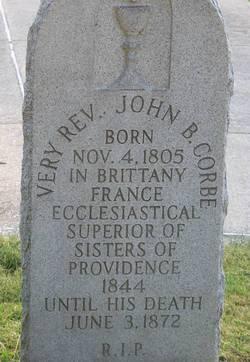 Rev John B Corbe