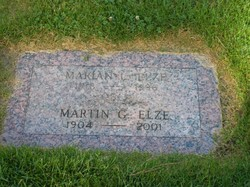 Martin Gottlieb Elze