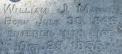 William James Marvin