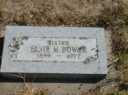 Elsie M. <I>Johnson</I> Bower